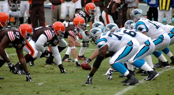 Carolina Panthers vs Cleveland Browns