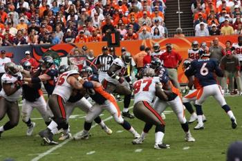 Denver Broncos vs Tampa Bay Buccaneers
