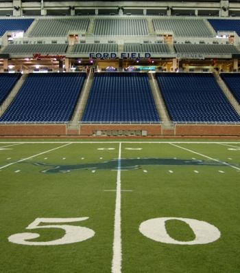 Inside Detroit's Stadium, Ford Field
