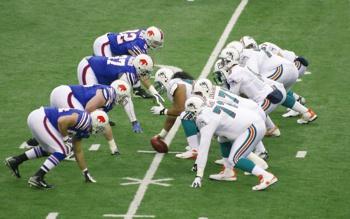 Miami Dolphins vs Buffalo Bills