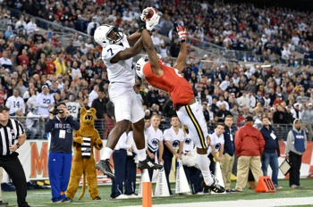 Penn State Nittany Lions wide receiver, Geno Lewis